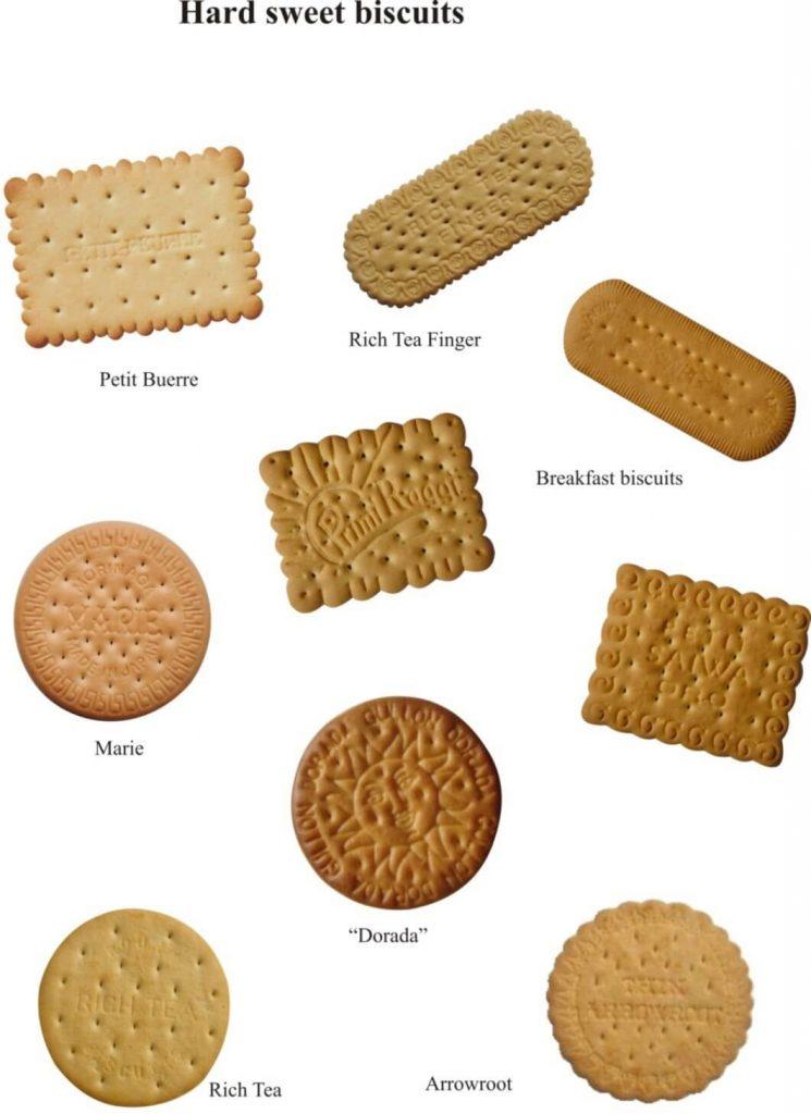 Jenis biskuit